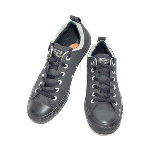 Converse All Star Dual Collar Canvas Sneakers Sz 7